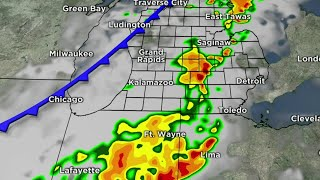 Metro detroit weather forecast aug. 10, 2020