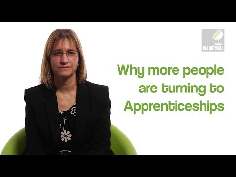 UK Apprenticeships - In a nutshell