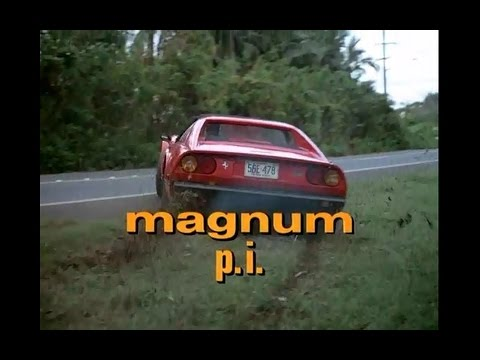 Magnum P.I. Opening Credits and Theme Song