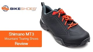Shimano MT3 Review by Bikeshoes.com