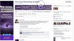 The Social Networking Academy - The Difference between a Facebook Profile & Page