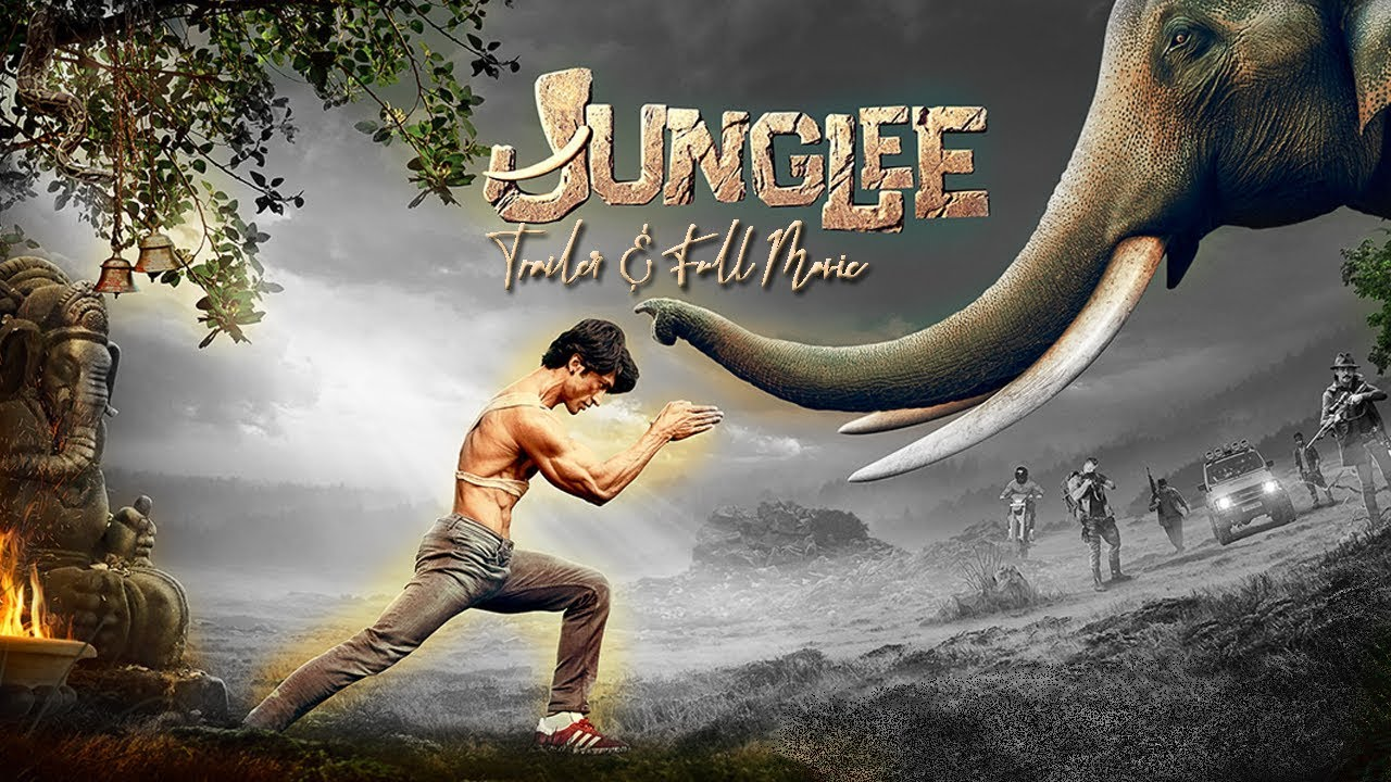 Download Junglee (2019) | Trailer & Full Movie Subtitle Indonesia | Vidyut Jammwal | Asha Bhat