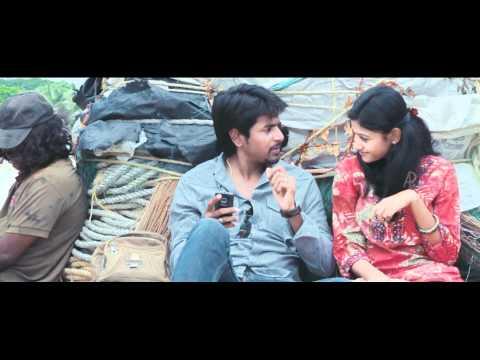 Marina | Tamil Movie | Scenes | Clips | Comedy | Songs | Oviya-Sivakarthikeyan's SMS comedy