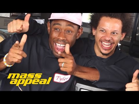 Inside The Cover #55: Eric Andre and Tyler, The Creator