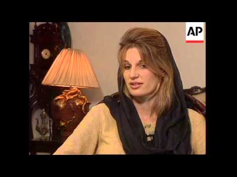 Pakistan - Jemima Khan interview - 1997