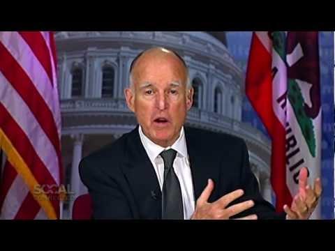 Gov. Jerry Brown Unwavering Even As Polls Slip For Prop 30