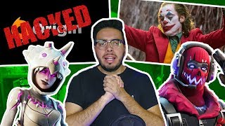 Secuela de Joker, Fortnite esta ROTO, Origin Hackeado? - Noticiero Wefere Juegos
