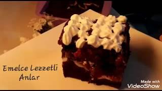 Ayranlı kek olur mu demeyin? Nefis kek tariflerinden ÇİLEKLİ FALEZ KEK. Pratik kek tarifleri