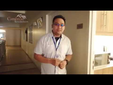 1 Bedroom Model Unit Of DMCI Homes New DMCI Homes Project Cameron Residences