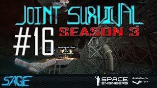 Space Engineers, New Background Music (Joint Survival S3, Ep #16)