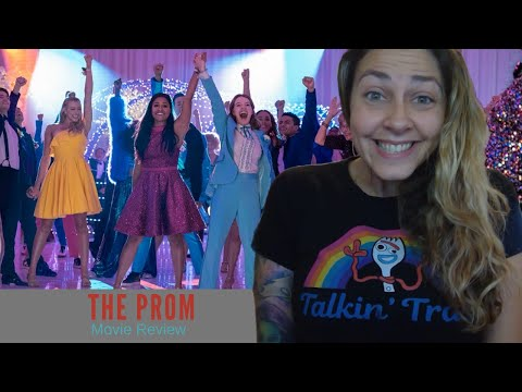 The Prom Movie Review | Netflix