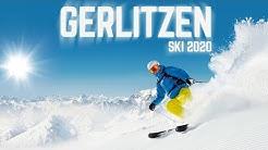 Gerlitzen Ski GoPro Austria Decent from Summit Piste #1 - Gipfel - Pöllinger - Moser - to Kanzelhöhe