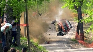 Rallye Ronde de La Durance 2015 Crash and Show