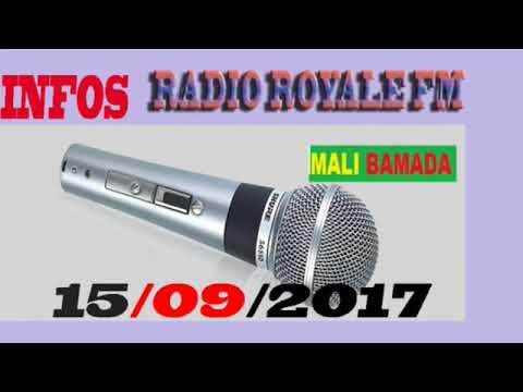 Radio Royale FM, 15/09/2017