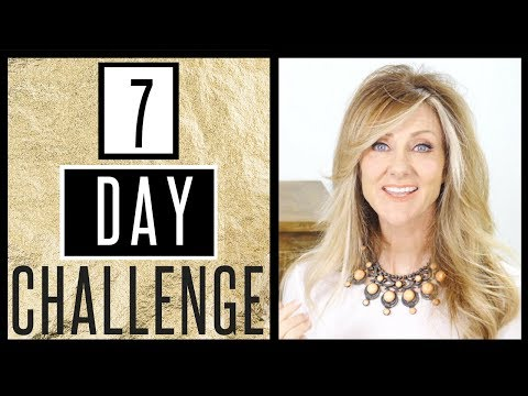 Do This For 7 Days And Watch Your Life Change!
