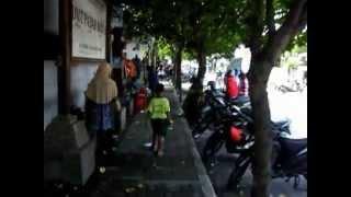 バリ島のクタ、歩きながらの動画 http://theiyko.blog.fc2.com/