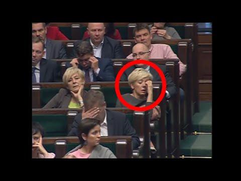 Obrady Sejmu... takie interesujące ( ͡° ͜ʖ ͡°)