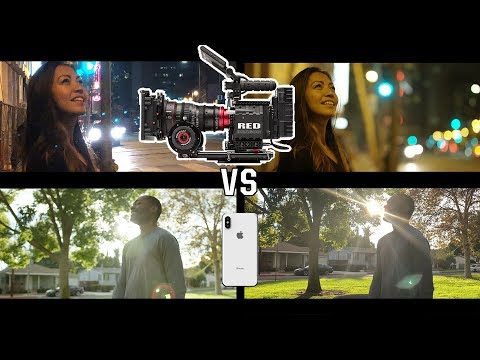 iphone X vs RED - Hollywood Movie Camera Mp3