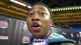 Comedian shiggy huge fan of GERVONTA TANK DAVIS EsNews Boxing