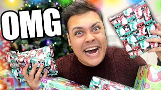 OPENING 100 CHRISTMAS PRESENTS FOR YOU !!!