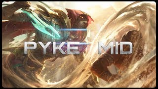SUPPORT ASSASSIN? SI PUO' ANCHE MID - PYKE MID - League Of Legends
