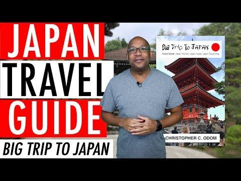 Japan Travel Guide Book Amazon Kindle Prime - Tourism Guide, Travel Vlog