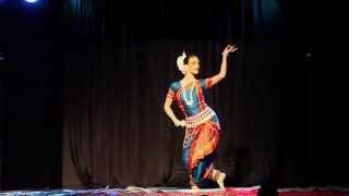 Colleena Shakti Odissi Dance - Vancouver 2014