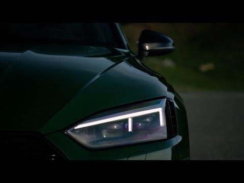 AUDI RS5 Coupe 2018 - Хищник