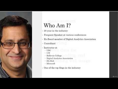 Web Analytics & Digital Marketing Analytics - Zero to Hero - learn Marketing Analytics