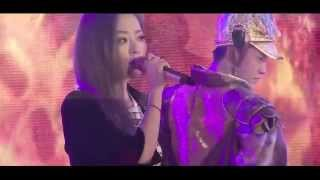 无字碑《张靓颖 live HD》武媚娘传奇 主题曲 Wu Zi Bei - Jane Zhang live -Empress of China Theme Song