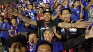 Aremania  On Tour Makassar 10.05.17