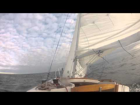 rough cut - Sage 17 crossing Strait of Juan de Fuca