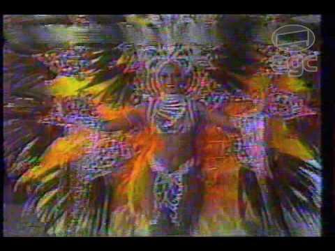 Carnaval do Povo - Rede Manchete Raridade - 1988