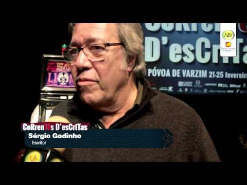 Correntes d'Escritas 2017: Entrevista a Sérgio Godinho