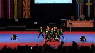 IDO Hip-Hop World Championships 2012 Bochum - &quotTrouble Crew&quot ROMANIA