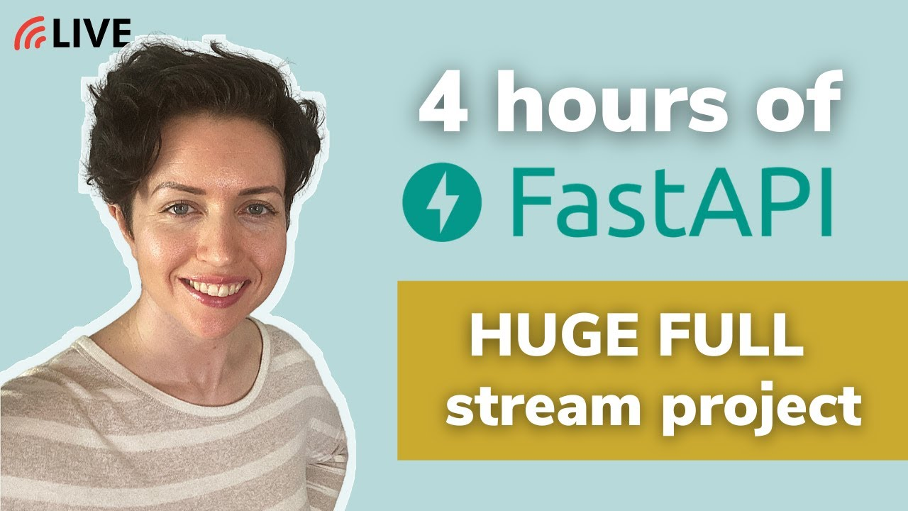 FULL FastAPI Project With Me!!