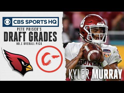 The Arizona Cardinals pick Kyler Murray first overall | NFL Draft 2019 | CBS Sports