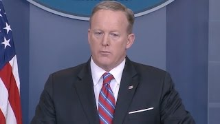 Apr 19, 2017 Sean Spicer White House Press Briefing Full Event