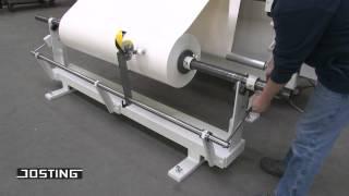 Josting RollCut Master F Folien-Schneidemaschine