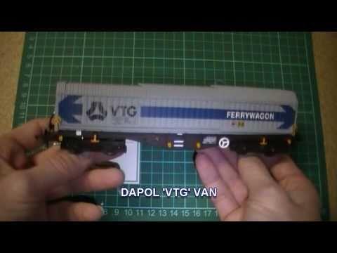 Model Railway Tail Light Kit
