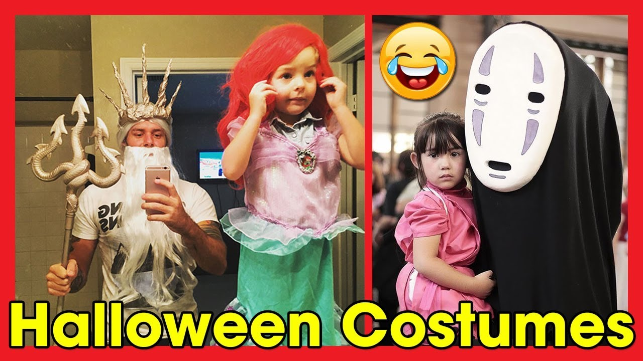 the best parent child halloween costume ideas ever 20 funny pics