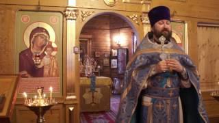 видео 4 декабря - Введение во храм Пресвятой Богородицы
