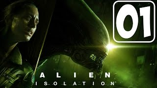 Alien: Isolation PC [EP 01] || EXPLORING TORRENS! || Blind Playthrough || 720/60fps HD