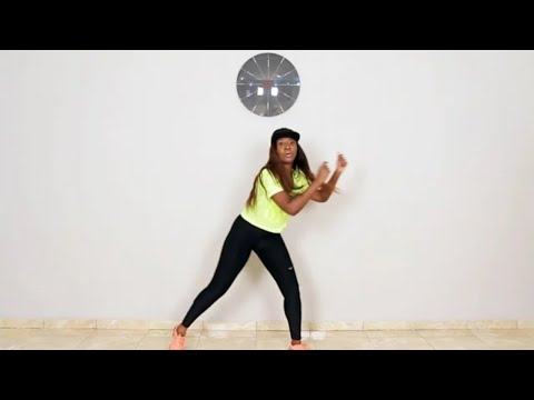 Afrobeats Dance Workout  20 Minutes Fat Burning Workout