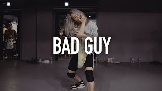 bad guy - Billie Eilish / Mina Myoung Choreography Video