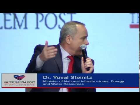 Yuval Steinitz on BDS