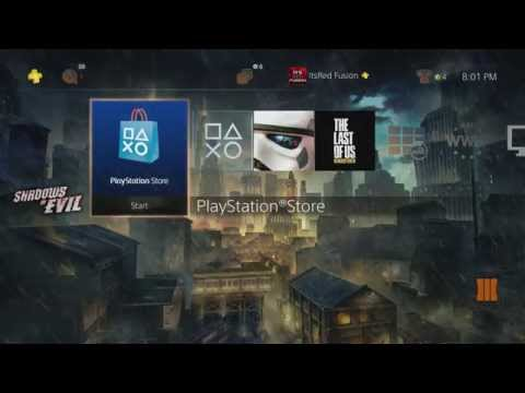 how to download music to the ps4