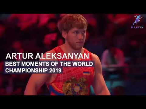 Artur Aleksanyan Is 28 Old Today. The Best Moments Of Lats World Championship