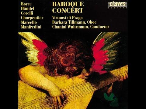 Baroque Concert - G.F. Händel: Concerto Grosso in G Minor / Barbara Tillmann, Virtuosi di Praga