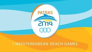 II Mediterranean Beach Games   Closing Ceremony